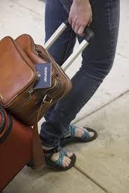 スーツケース茶色