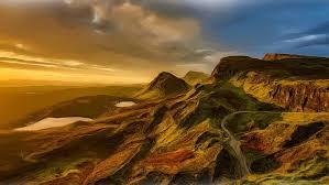 フィリピンの山地